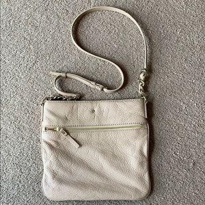 Kate Spade crossbody bag blush pink soft leather